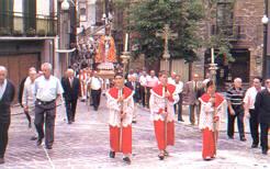 San Pedroko prozesioa